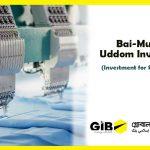 Bai-Muajjal Uddom (SME BUSINESS INVESTMENT)
