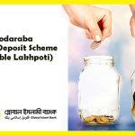 Mudaraba Tawfiq (Probable Lakhpoti) Deposit Scheme (MTDS-Tawfiq)