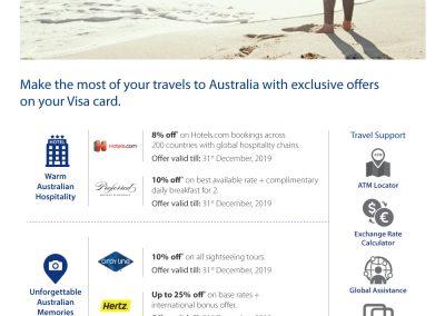 Travel offers Australia