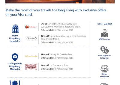 Travel offers Hongkong