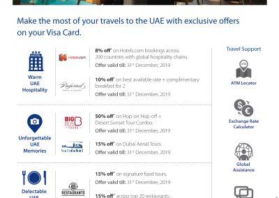 Travel offers UAE